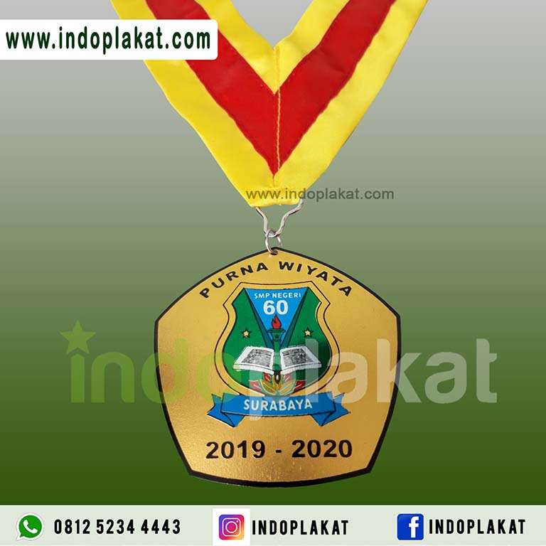 Harga Jual Medali Anodes Logam Murah Untuk Wisuda Sdn Smpn Sman Smkn Malang Surabaya Jogja Solo Semarang Banyuwangi Lamongan