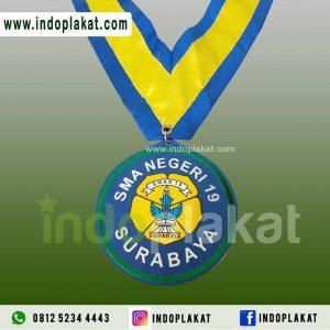 Jasa Pembuatan Medali Costume Harga Terbaik Kelulusan Medali Wisuda Murah Surabaya Lamongan Kediri Nganjuk