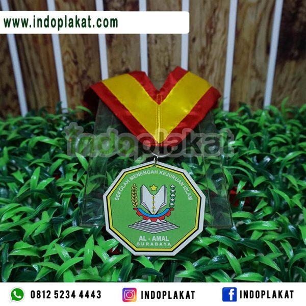 Jual Medali Wisuda Untuk SMA SMK SMP Murah