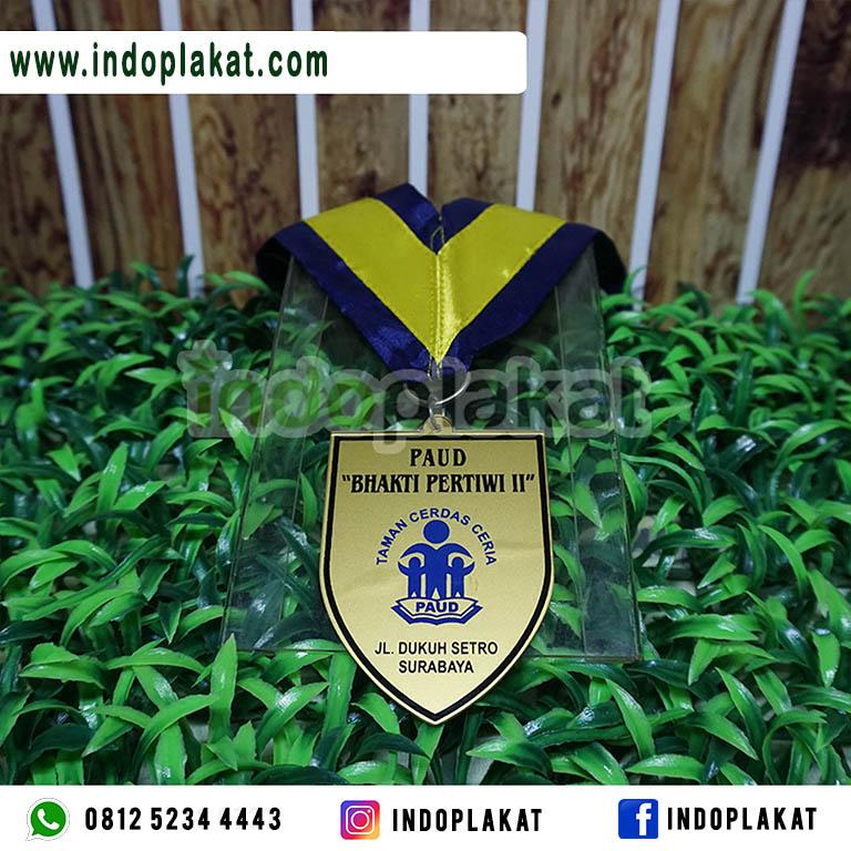 Jasa Cetak Medali Wisuda Di Ngawi