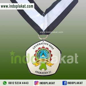 Jasa Pembuatan Medali Costume Harga Terbaik Wisuda Bahan Aluminium Medali Anodes Medali Kelulusan Murah Surtabaya Malang Gresik Mojokerto