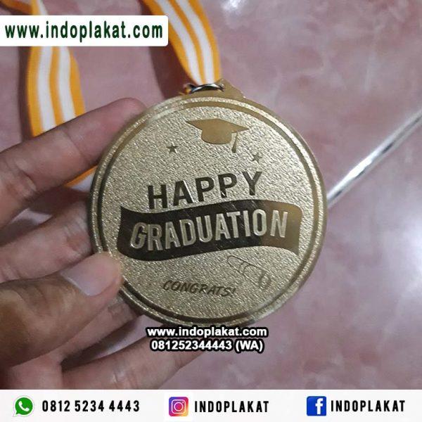 Pusat Jual Medali Kuningan Logam Murah Surabaya