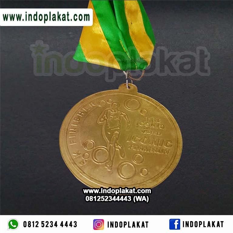 Pusat Jual Medali Lomba Lari Run Medali Kuningan Medali Logam Murah Surabaya Sidoarjo Gresik Mojokerto Malang