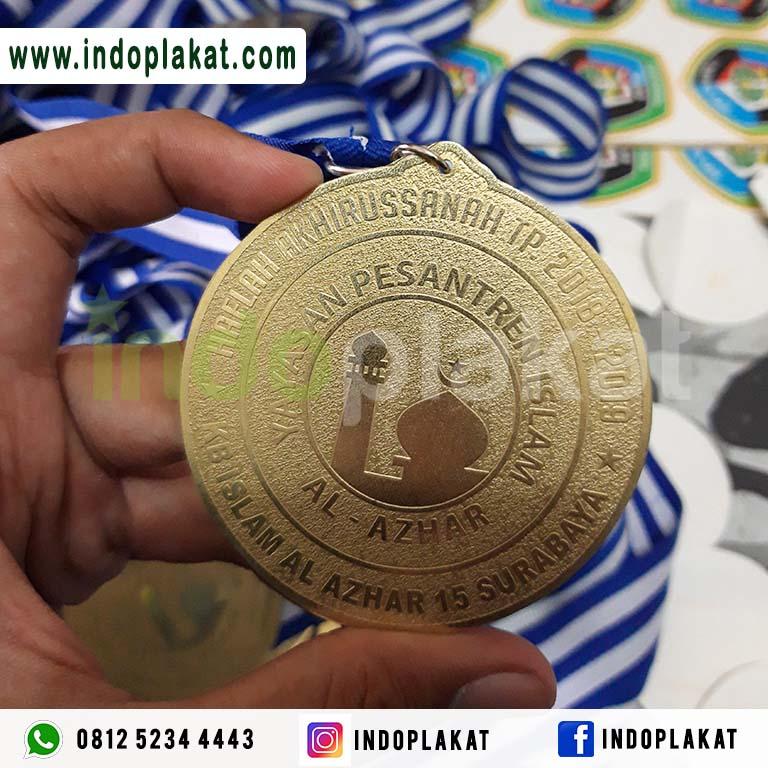 Pusat Jual Medali Wisuda Kuningan Murah Surabaya