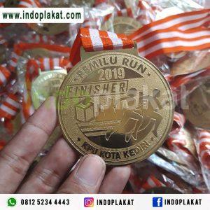 Jasa Pembuatan medali Pusat Pembuatan Medali Lomba Lari Run Event Olimpiade Kejuaraan Murah