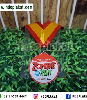 Contoh Medali Kejuaraan Run Surabaya-Gresik-Malang-Mojokerto